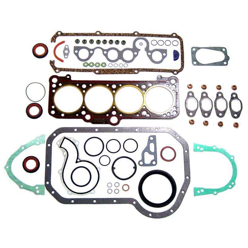 Complete Gasket Set '83-'87 CIS 1.8L, 8V (Dual Downpipe)