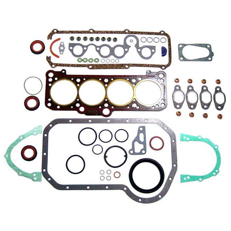 Complete Gasket Set '87-'89 FOX CIS 1.8 liter, 8V