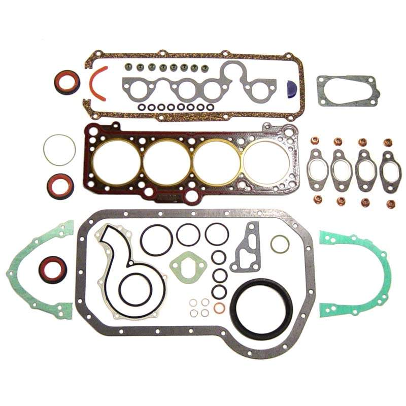 Complete Gasket Set '88-'92 Digifant 1.8L (w/ Dual Downpipe)