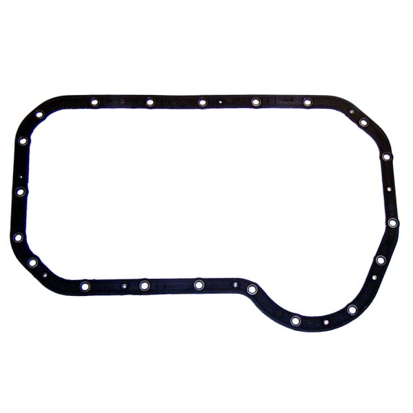 Rubber Oil Pan Gasket '75-early '99 8v, '86-'89 16v