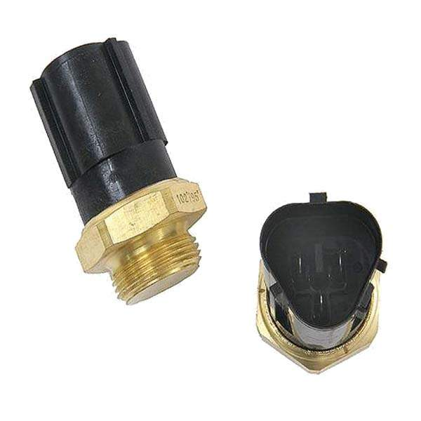 Cooling Fan Thermoswitch 95°C/102°C Triangular plug