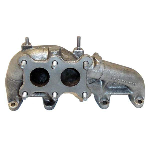 Mk2 Dual Outlet Exhaust Manifold ('85-'92) NEW!
