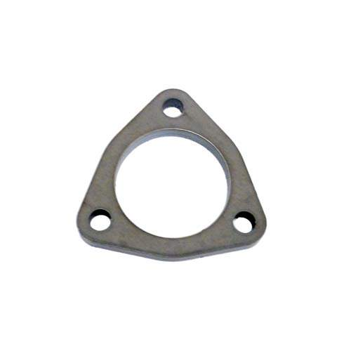 "Small 3 Bolt Exhaust Flange (66mm bolt Spread) 2"" ID"