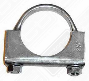 Exhaust Clamp 2.125""