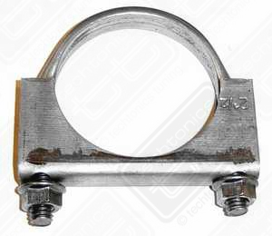 Exhaust Clamp 2.5""