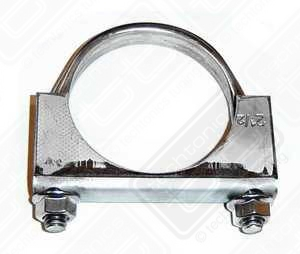 Stainless Steel Exhaust Clamp 2.5""