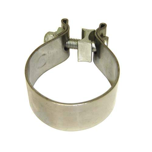 Stainless Band Exhaust Clamp 2.5""