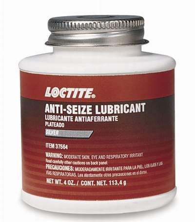 Loctite Anti-Seize Lubricant 4oz w/Brush