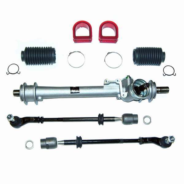 Complete Manual Steering Rack Assemble Kit Mk2 '85-'92