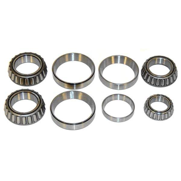 "Pinion and Diff Bearing set for ""02A/02J"" transmissions"
