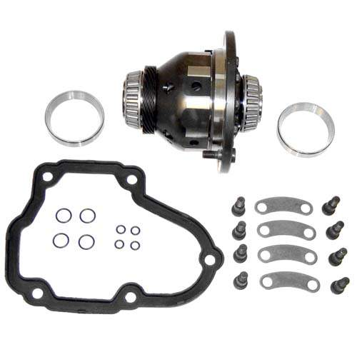 Peloquin 02A Limited-Slip Differential