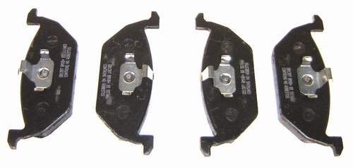 "ATE Brake Pads 11"" '99-'06 Mk4 and '98-'05 New Beetle, 2.0L and"