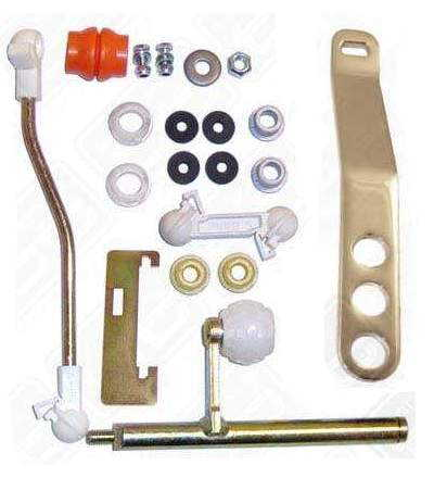 Deluxe Short Shift Kit For '85-'92 Mk2 w/ updated bushings