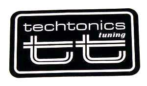 TT Logo Decal