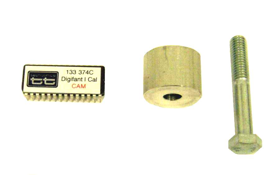 Techtonics EPROM Cam Version for Digifant I California cars '87-