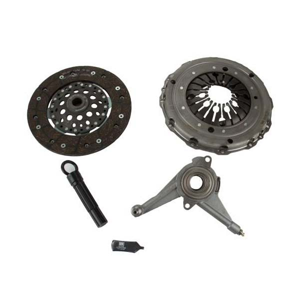 EuroVan Clutch Kit 219mm/220mm 2.8L VR6 12v