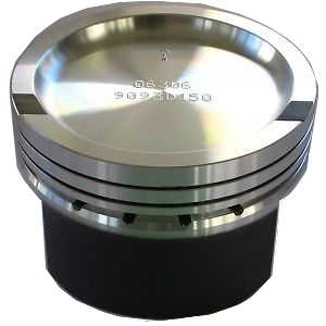 Wossner Turbo R32 84mm Piston Set