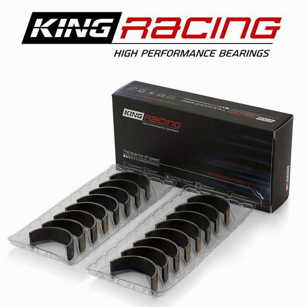 "Race VR6 Std Rod Bearing Set 12v & 24v (+.001"" Clearlance)"