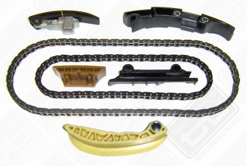 Late 2.8L 24V & All 3.2L VR6 Timing Chain & Guide Kit