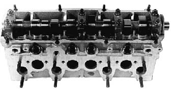 Cyl. Heads, Valves, Parts