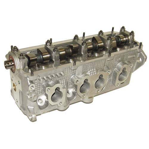 New Cylinder Heads