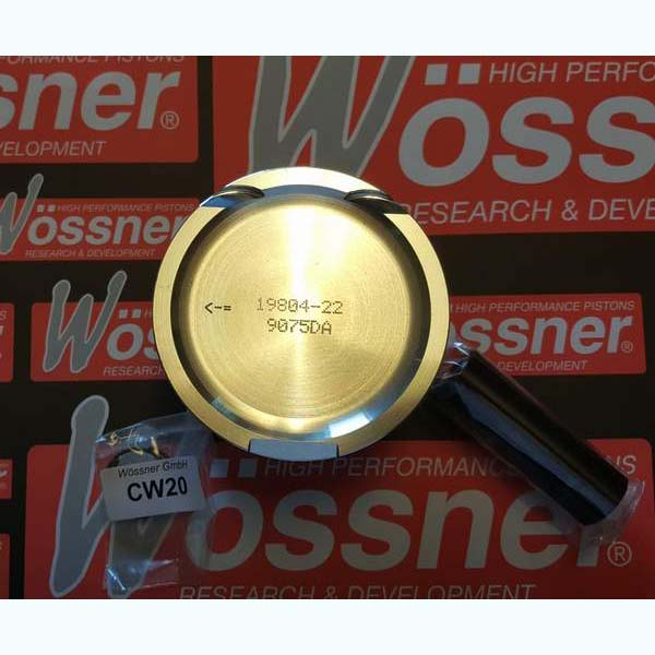 Wossner Forged Piston Set 81.5mm 1.8T 8.5-1 20mm Pin